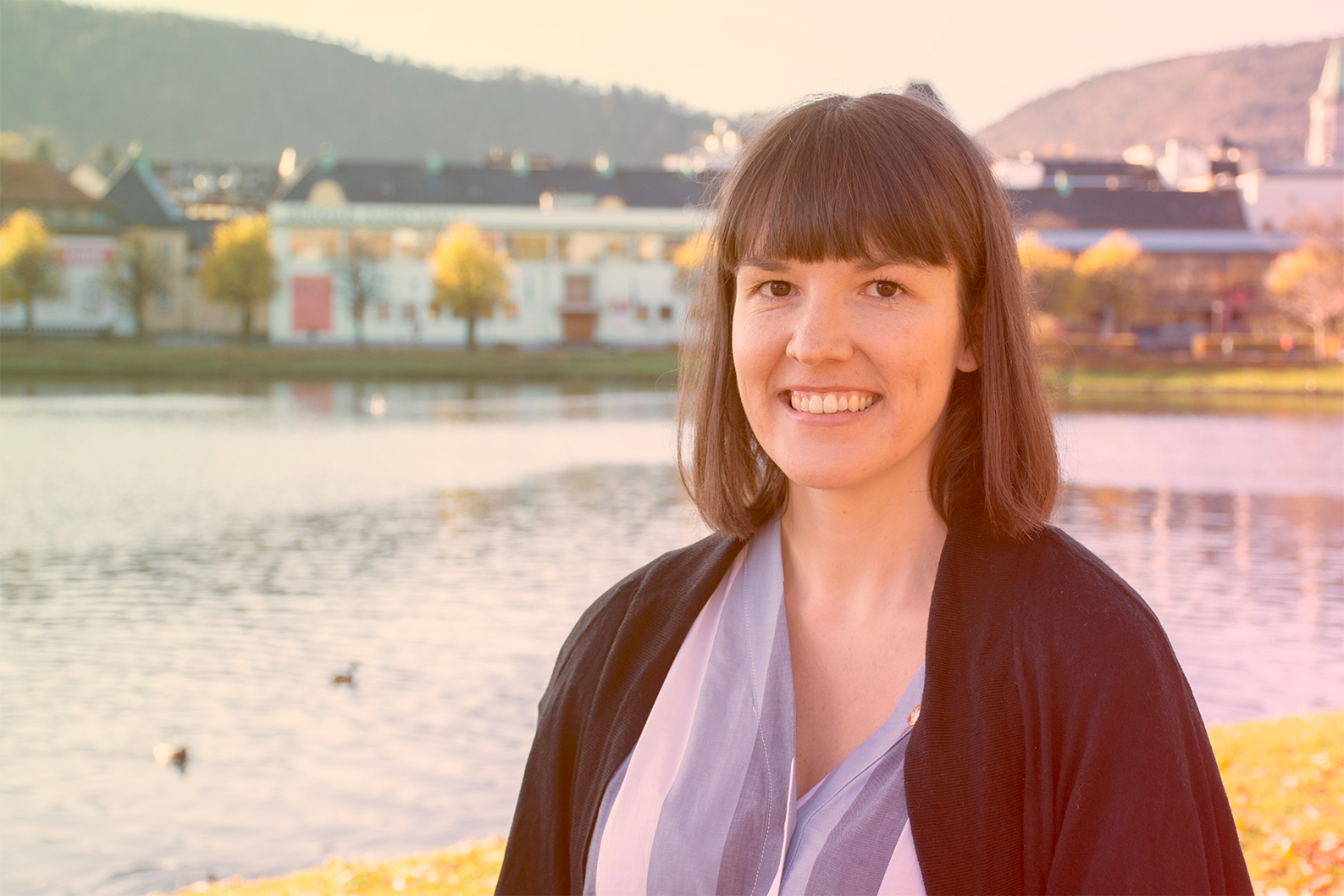Katrine Nødtvedt - byråd for kultur, mangfold og likestilling i Bergen kommune. (Foto: Bergen kommune)
